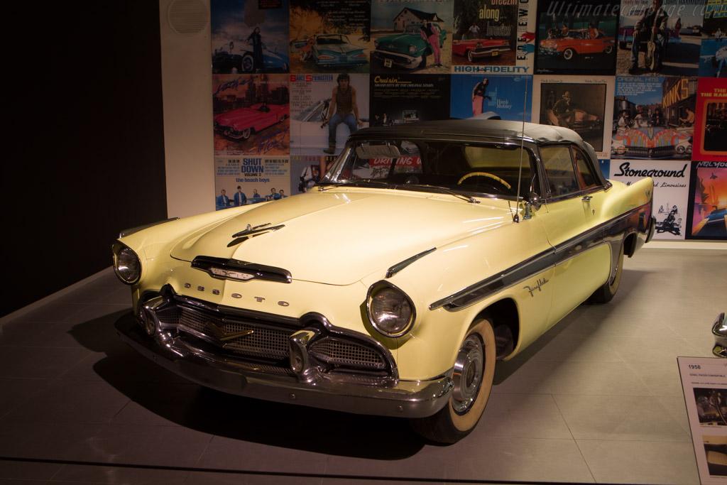 DeSoto Fireflite Convertible    - The Louwman Museum