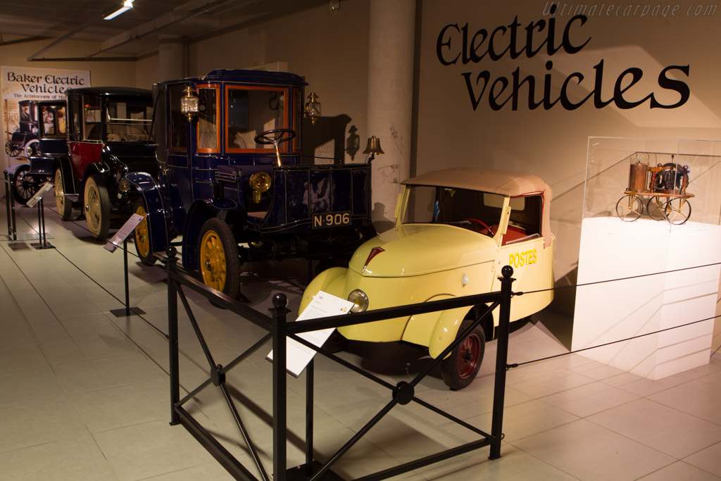 Electric cars    - The Louwman Museum