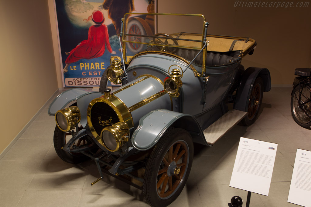 Eysink 10/12 hp    - The Louwman Museum