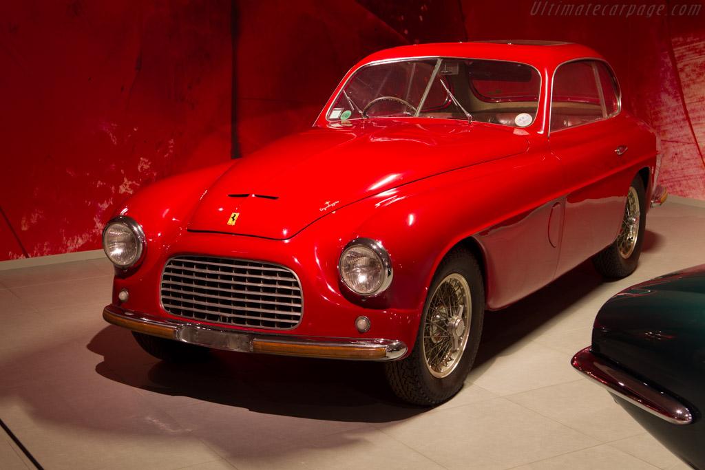 Ferrari 166 Inter    - The Louwman Museum
