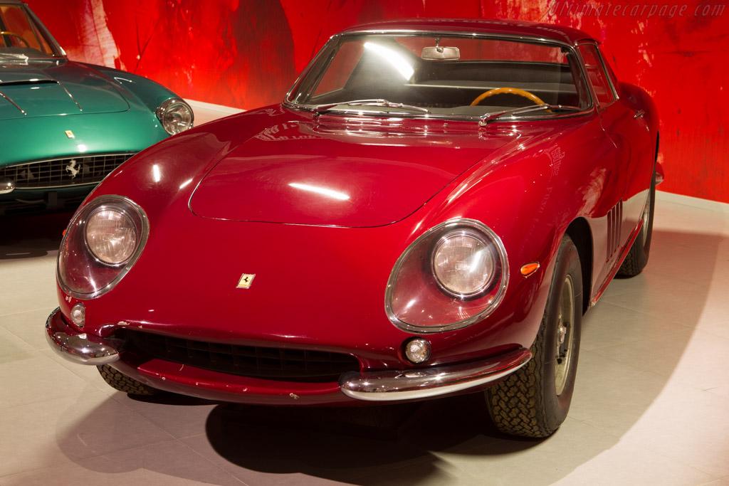 Ferrari 275 GTB Alloy    - The Louwman Museum