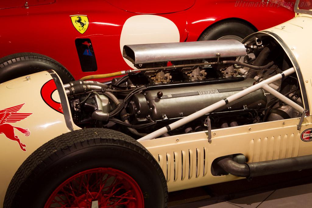 Ferrari 375 Indianapolis - Chassis: 02   - The Louwman Museum