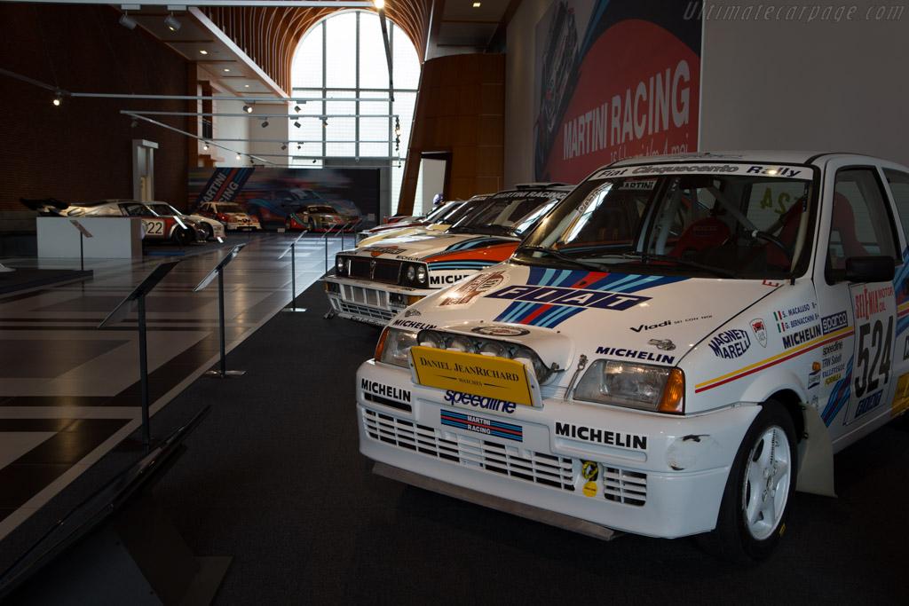 Fiat Cinquecento Rally    - The Louwman Museum