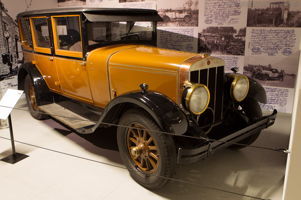 Franklin 11-B Sedan    - The Louwman Museum