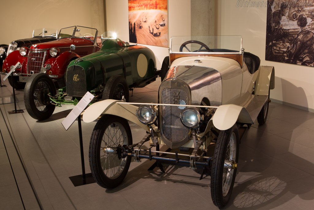 GN Cycle Car    - The Louwman Museum