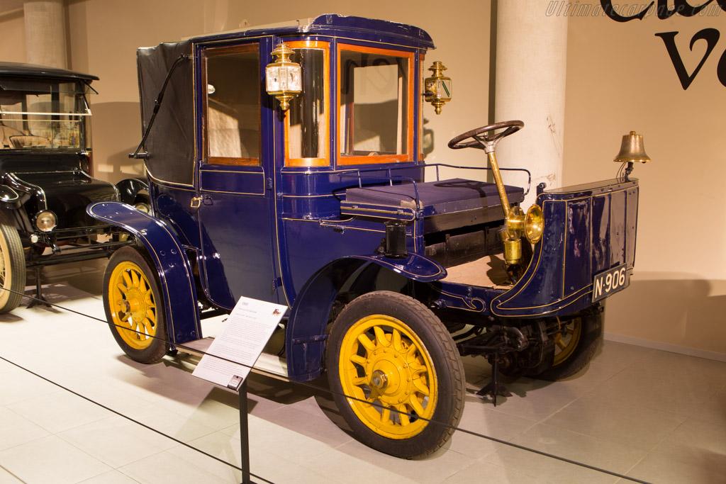 Hedag Electric Brougham    - The Louwman Museum