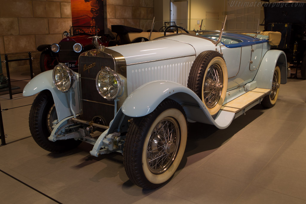 Hispano Suiza H6B Million Guiet Dual Cowl Phaeton    - The Louwman Museum