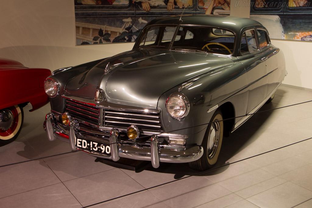 Hudson Commodore 8    - The Louwman Museum