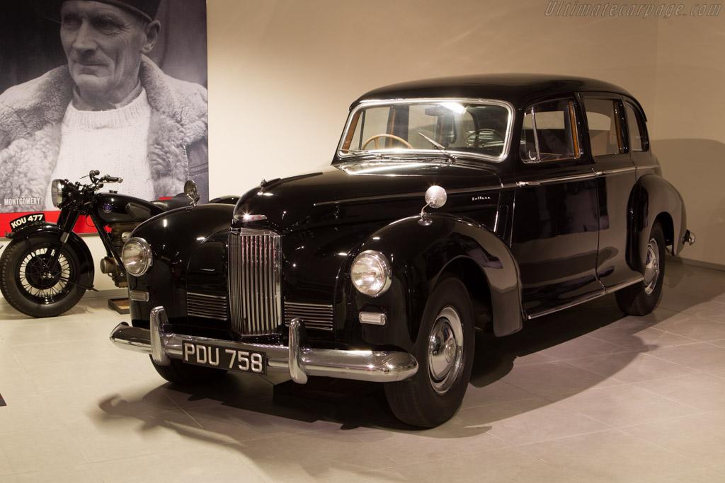 Humber Pullman    - The Louwman Museum
