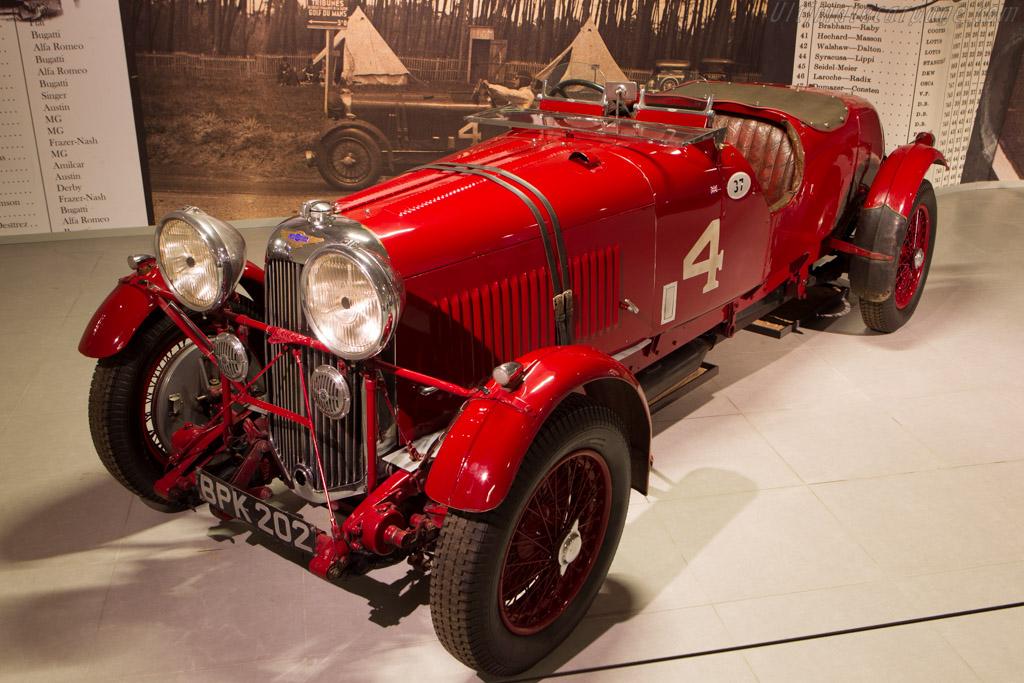 Lagonda M45R    - The Louwman Museum