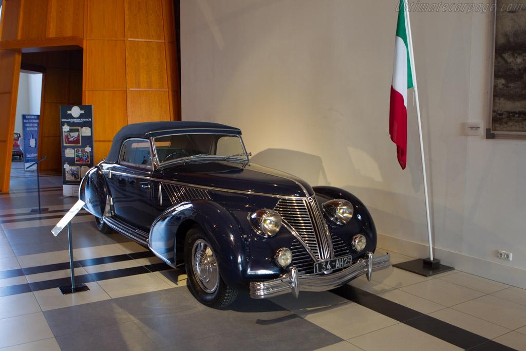 Lancia Astura Pinin Farina Bocca Cabriolet    - The Louwman Museum