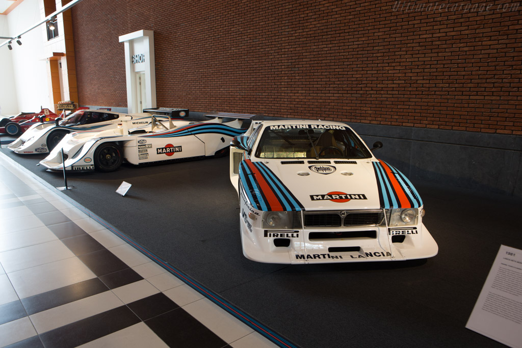 Lancia Beta Monte Carlo - Chassis: 1004   - The Louwman Museum