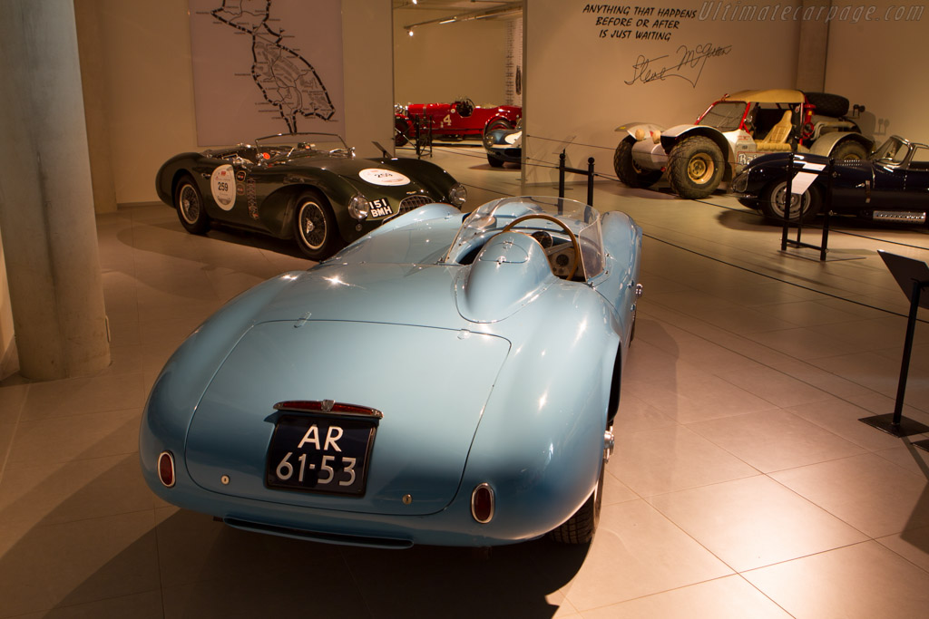 Lancia D23 Pinin Farina Spyder - Chassis: 0002   - The Louwman Museum