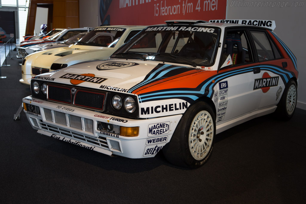 Lancia Delta Group A    - The Louwman Museum