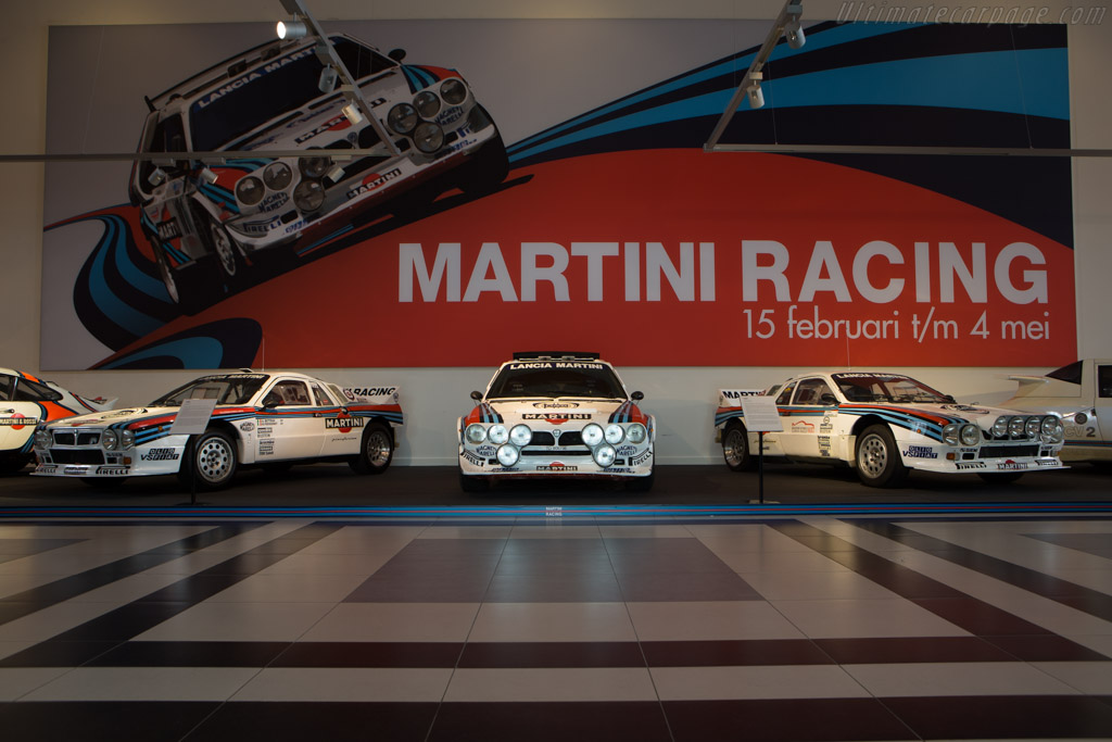 Lancia Delta S4 - Chassis: 222  - The Louwman Museum