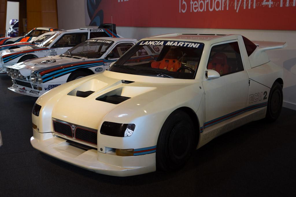 Lancia ECV2    - The Louwman Museum