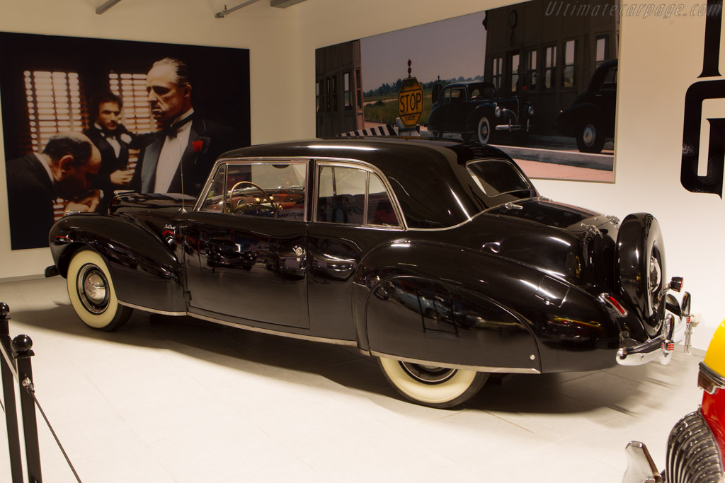 Lincoln Continental    - The Louwman Museum