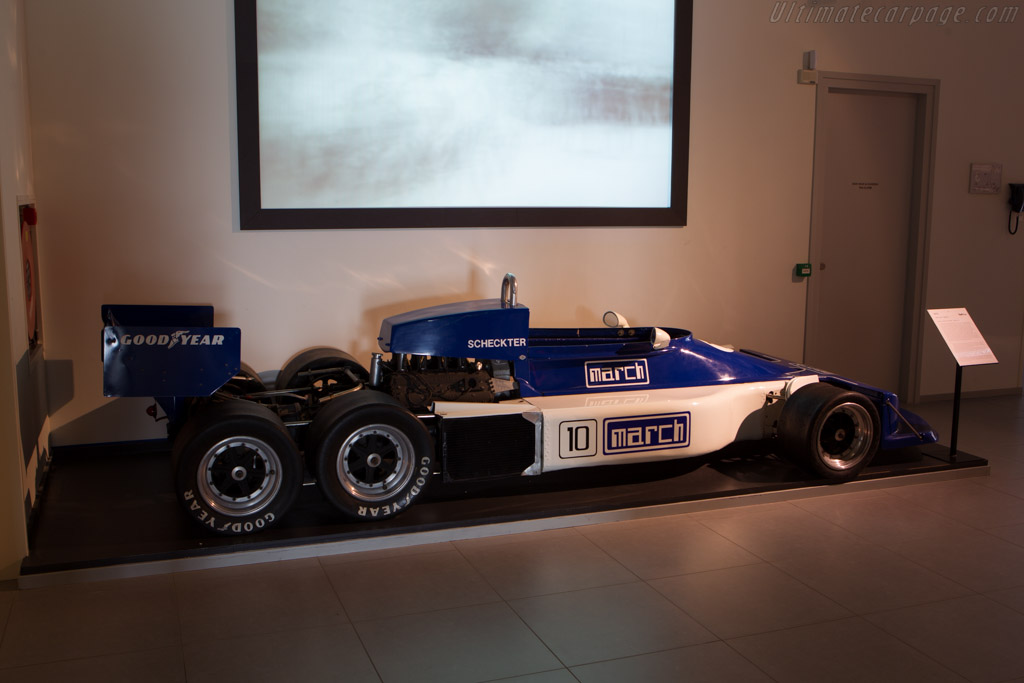 March 2-4-0 Cosworth    - The Louwman Museum