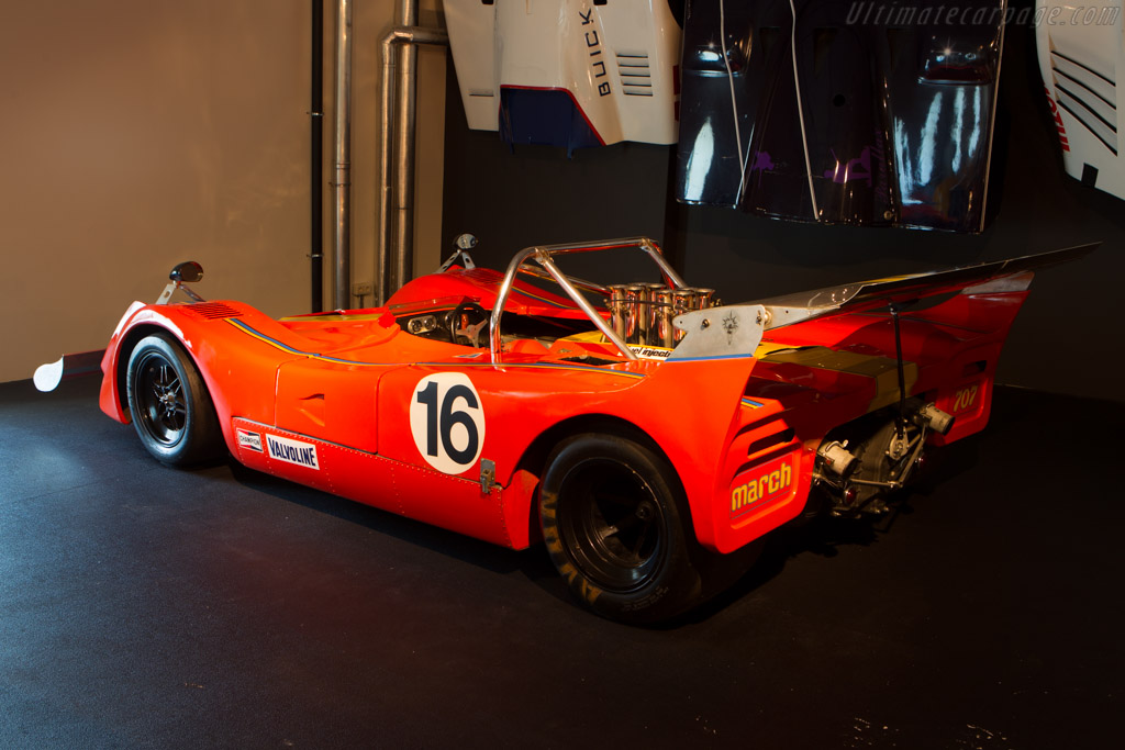 March 707 Chevrolet - Chassis: 707/3   - The Louwman Museum