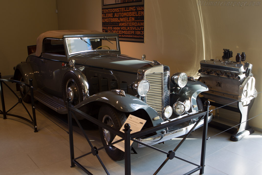 Marmon Sixteen LeBaron Convertible Coupe    - The Louwman Museum