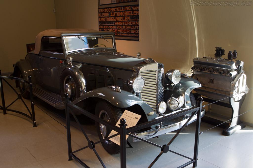 Marmon Sixteen LeBaron Convertible Coupe    - The Louwman Museum