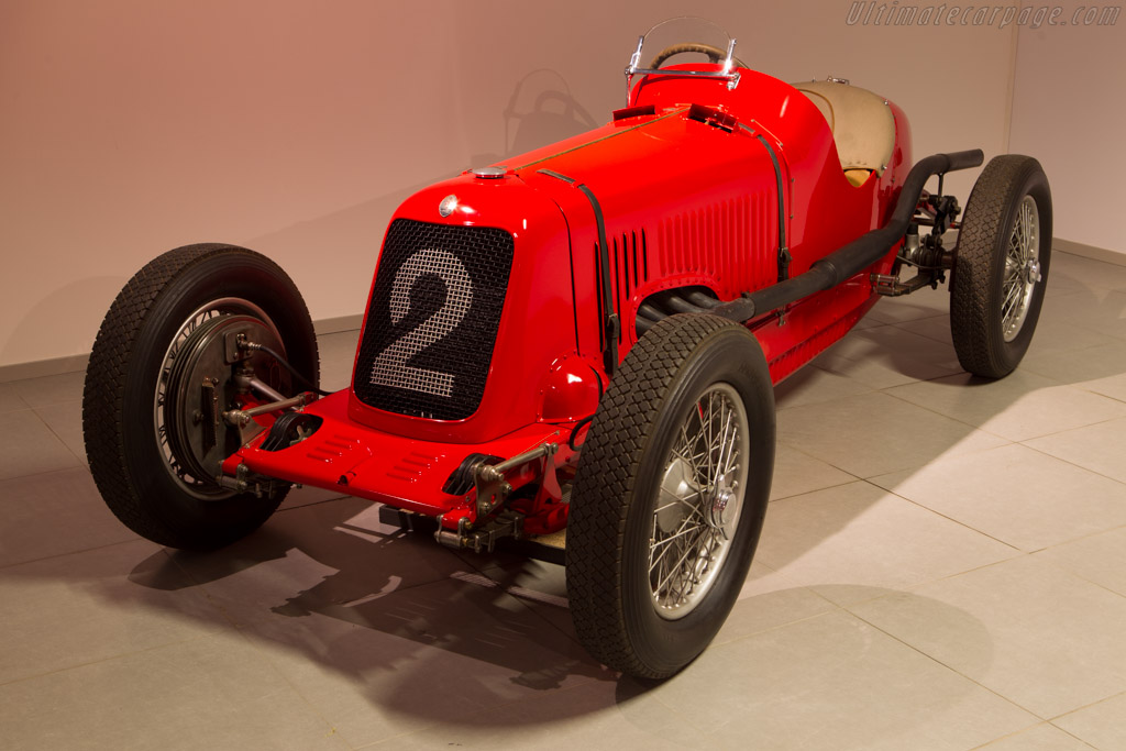Maserati 4CM 2000 - Chassis: 2011   - The Louwman Museum