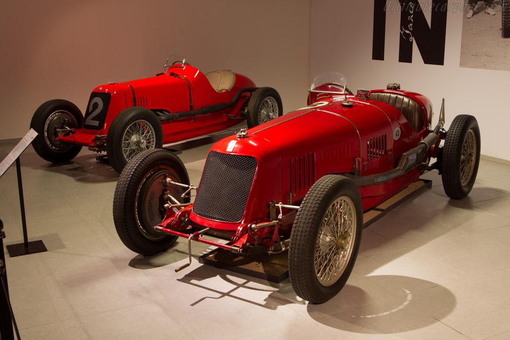 Maserati 8C 3000 - Chassis: 3002   - The Louwman Museum