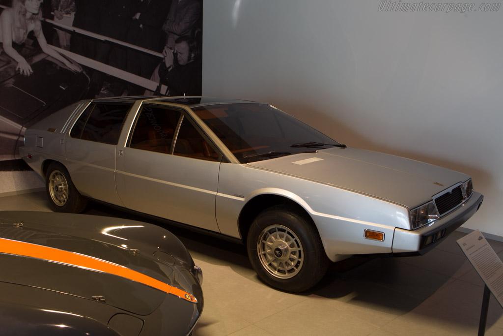 Maserati Medici    - The Louwman Museum