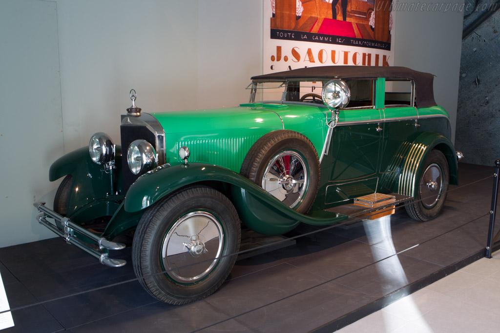Mercedes-Benz K Saoutchik Torpedo Transformable    - The Louwman Museum