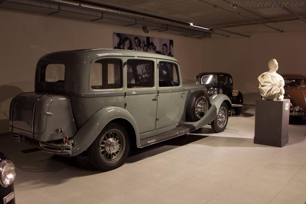 Mercedes-Benz Nürburg 500    - The Louwman Museum