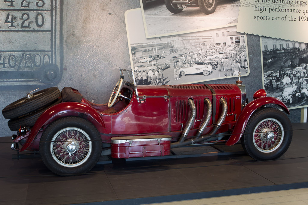 Mercedes-Benz SSK - Chassis: 36045   - The Louwman Museum