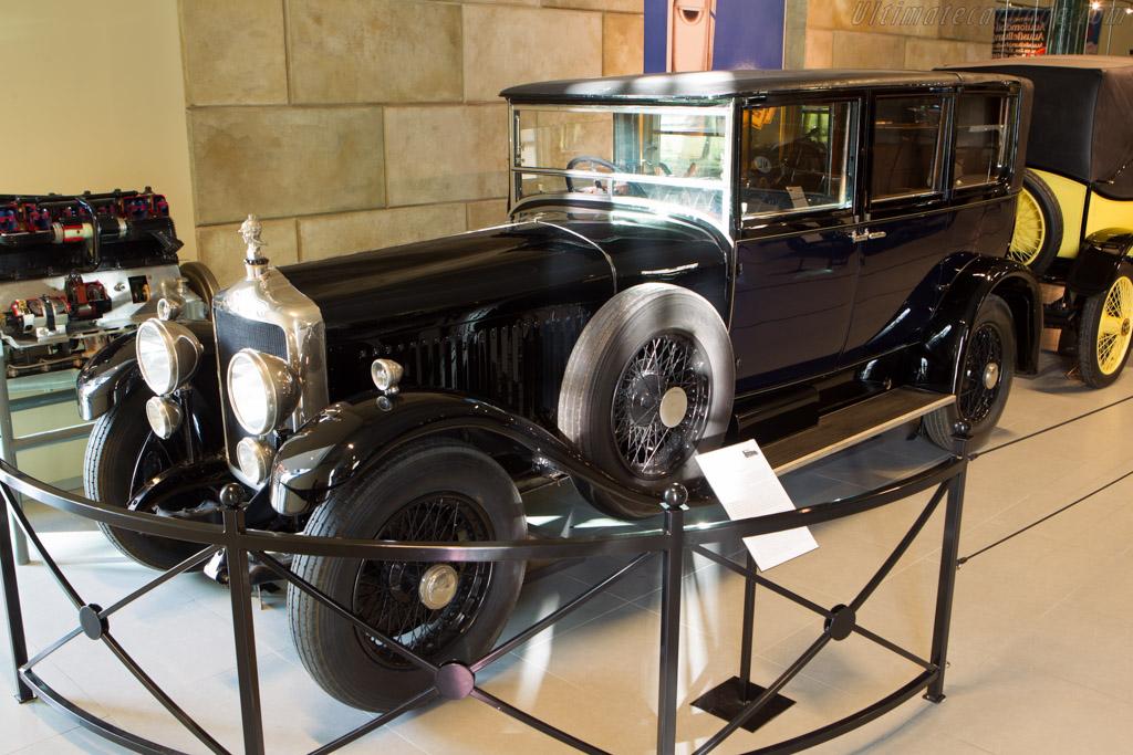 Minerva 32CV AK Landaulette    - The Louwman Museum