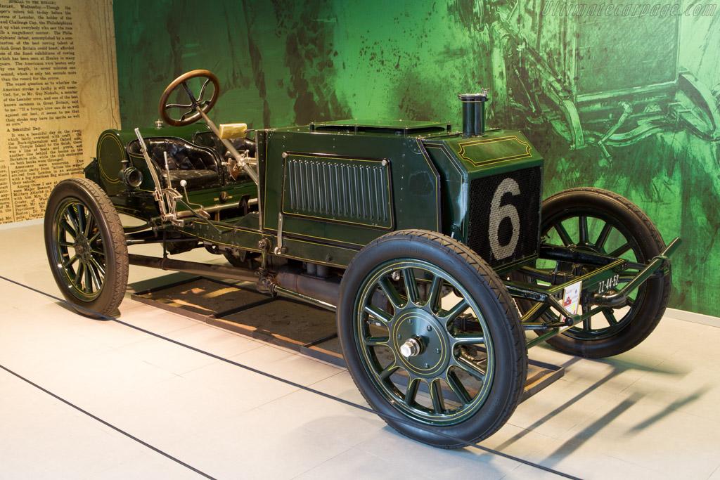 Napier 100 hp Gordon Bennett    - The Louwman Museum