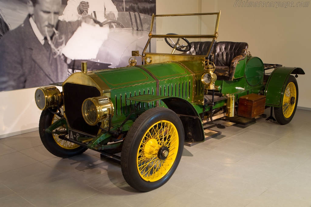 Napier 60 hp T21 S.F. Edge    - The Louwman Museum