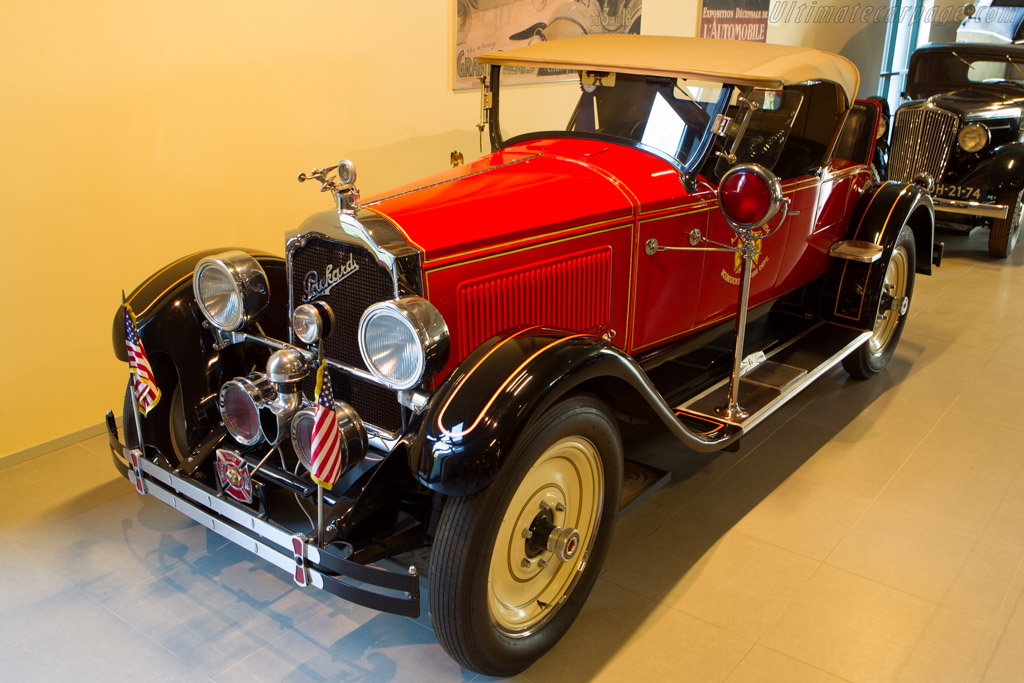 Packard 223 Two Seater Roadster    - The Louwman Museum