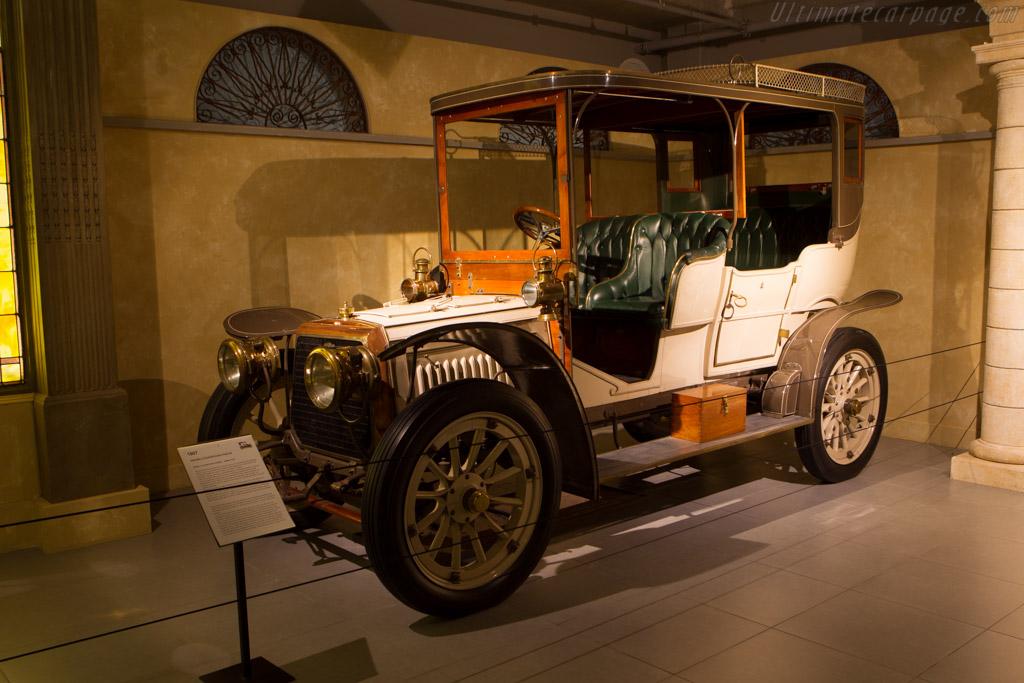 Panhard & Levassor Double Phaeton    - The Louwman Museum