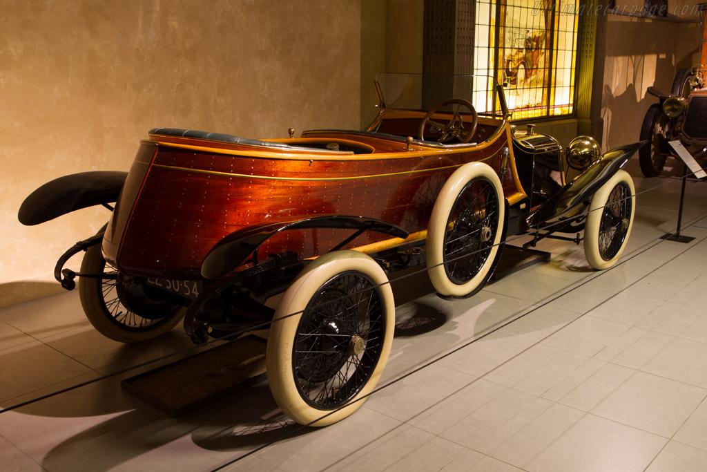 Panhard & Levassor X19 Labourdette Skiff    - The Louwman Museum