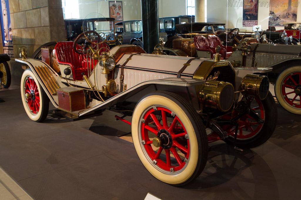 Peerless 45 HP Model 32 Raceabout    - The Louwman Museum