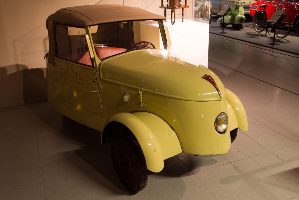 Peugeot VLV    - The Louwman Museum