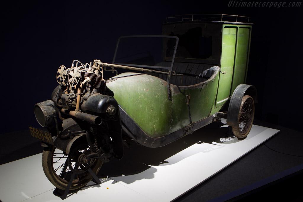 Phanomobil Van    - The Louwman Museum