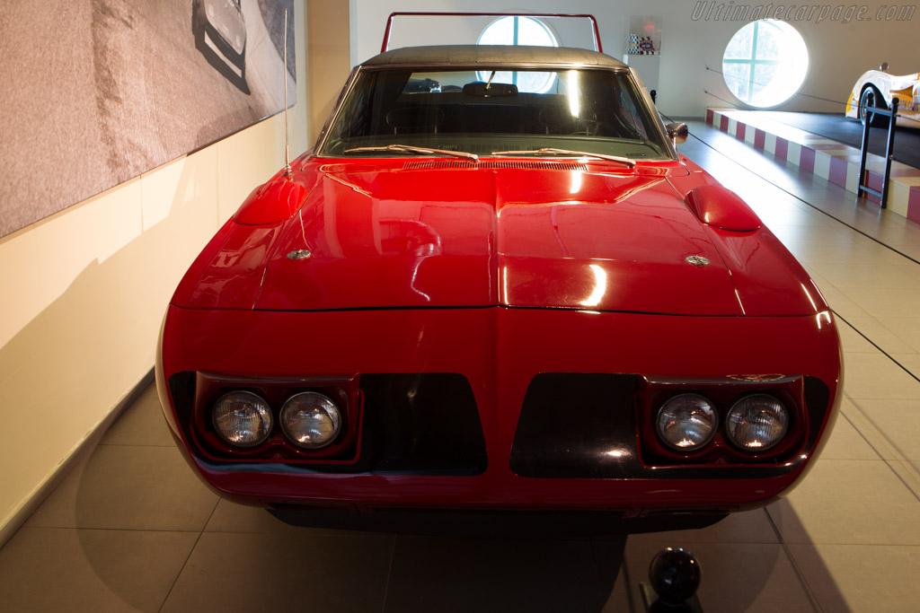 Plymouth Road Runner Superbird    - The Louwman Museum