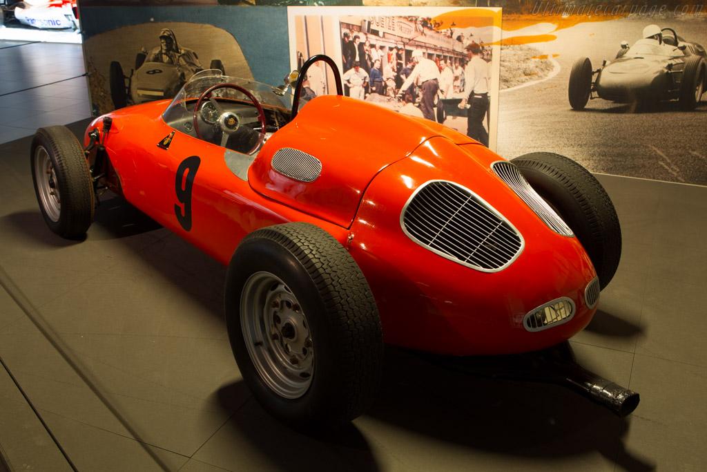 Porsche 718/2    - The Louwman Museum