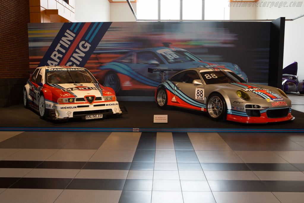 Porsche 911 GT3 R    - The Louwman Museum