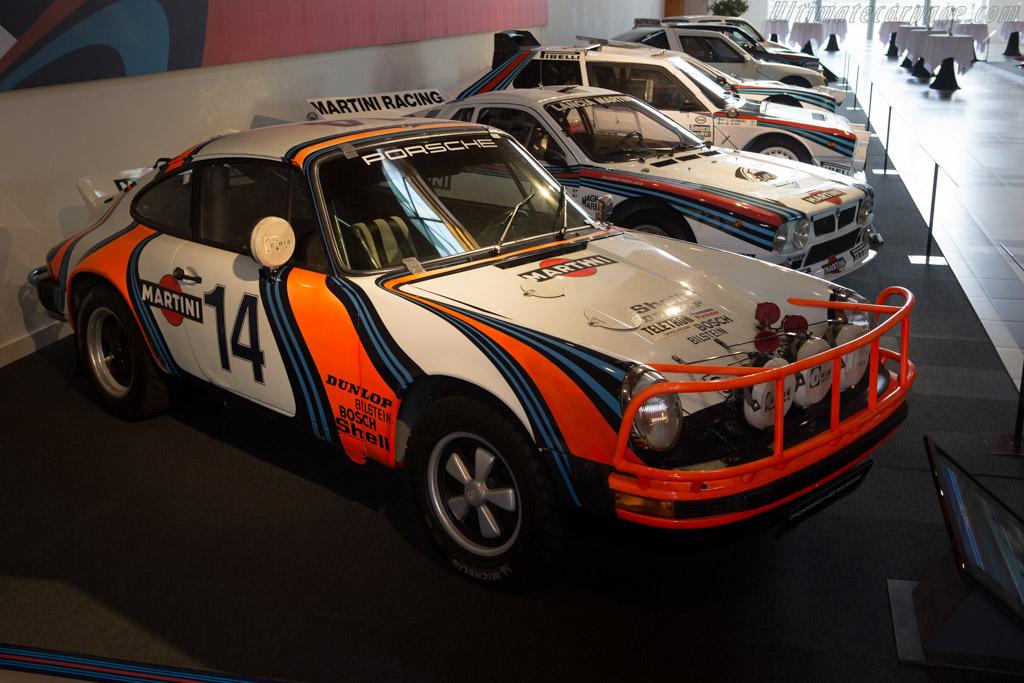 Porsche 911 SC Safari    - The Louwman Museum