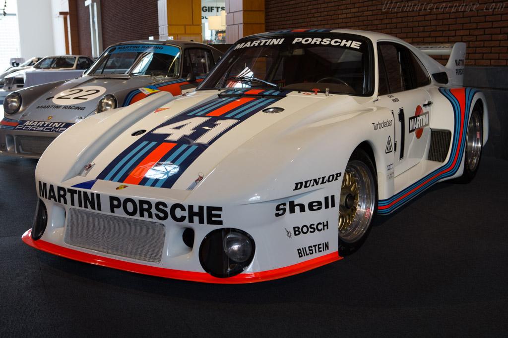 Porsche 935/77 - Chassis: 935 - 005   - The Louwman Museum