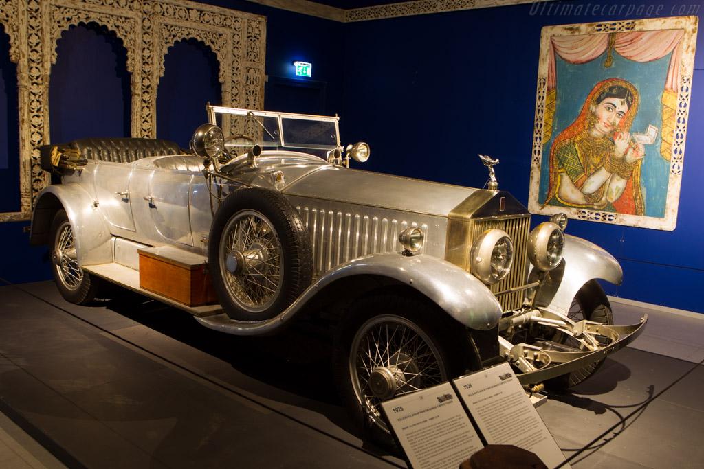 Rolls-Royce Phantom I Barker Torpedo Tourer    - The Louwman Museum