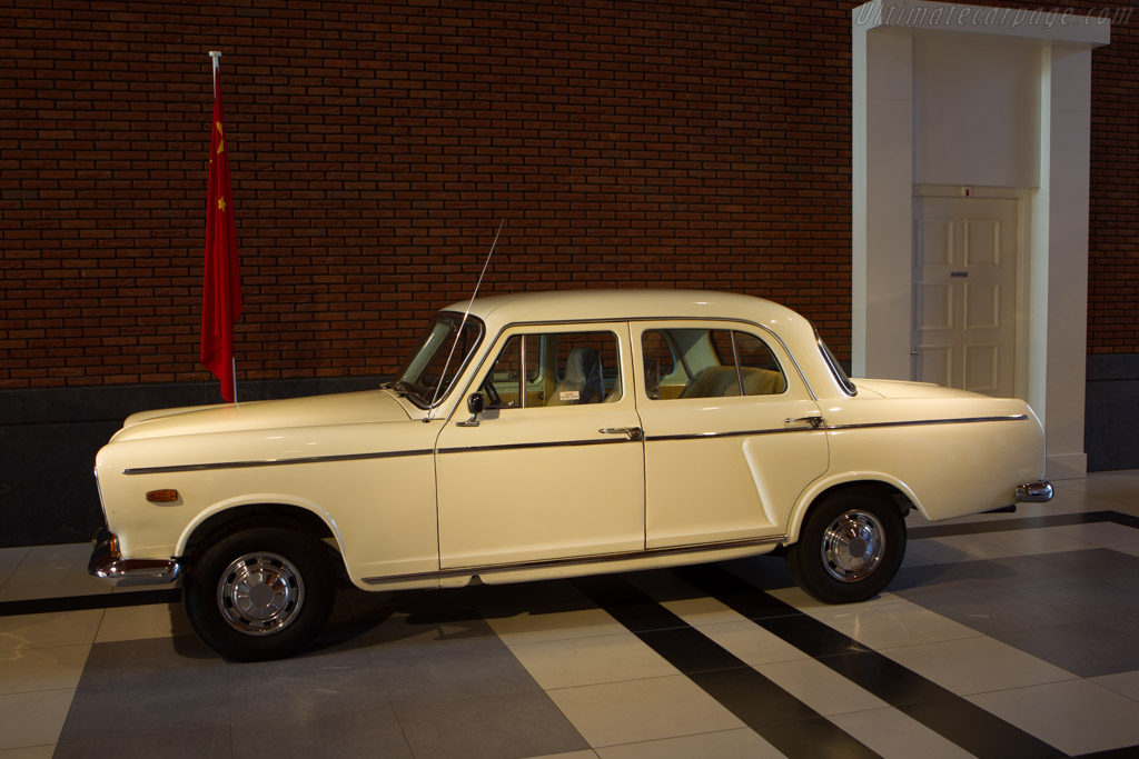 Shanghai SH760    - The Louwman Museum