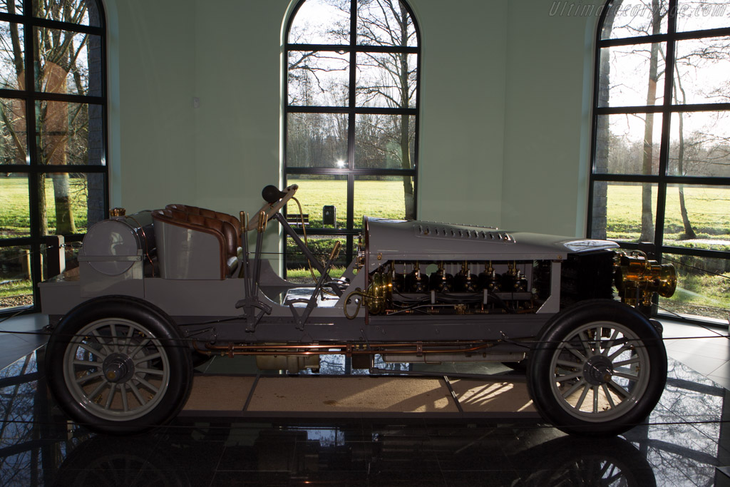 Spyker 60 HP    - The Louwman Museum