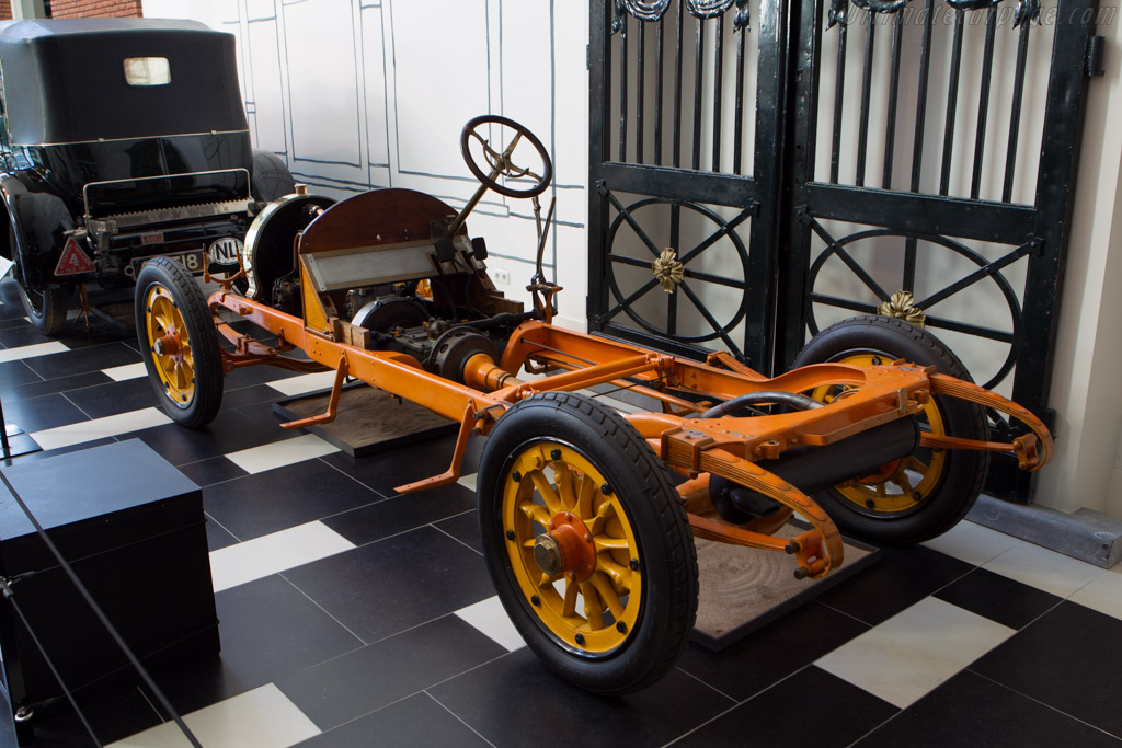 Spyker Rolling Chassis    - The Louwman Museum