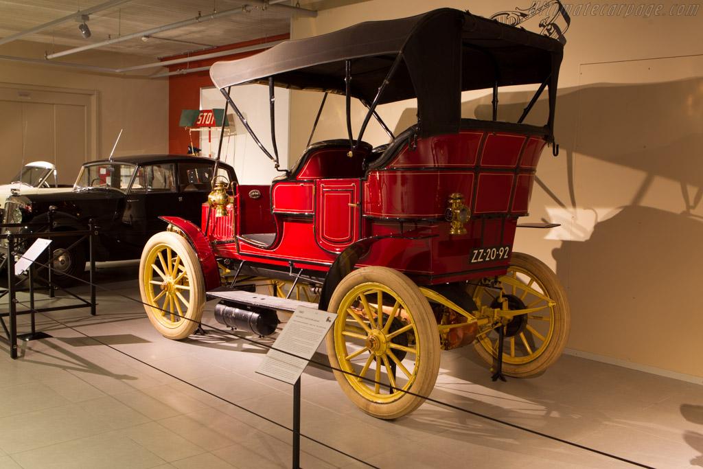 Stanley 20hp Model F Touring Car    - The Louwman Museum